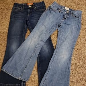 Old Navy: Two pairs of jeans